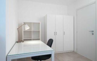 STUDIOSUITE_stanza singola 4_scrivania-armadio-libreria_piano 3